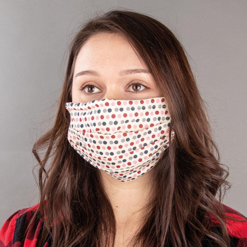 Anleitung Behelfs-Mund-Nasen-Maske